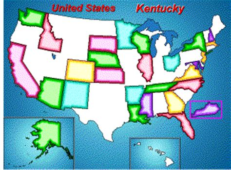 usa map puzzle free learn u s states and capitals free software