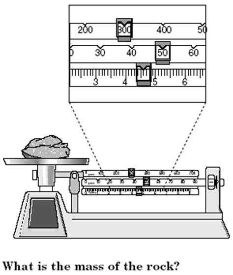 Measuring Mass Beam Balance Worksheet by 16 Best Images Of Beam Balance Worksheet Problems