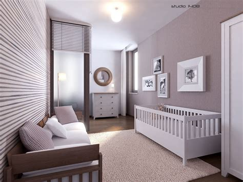 Designer Nursery Decor Modern Design Nursery