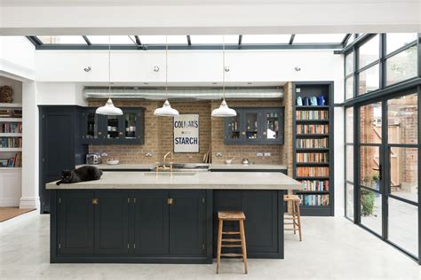 Devol Kitchens by Classic Meets Modern In Stunning Balham Kitchen By Devol