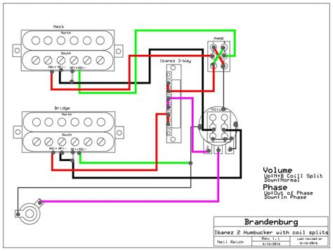 gfs active wiring diagram gfs mini humbucker wiring wiring
