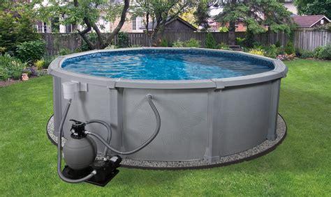 Luxury Above Ground Pools
