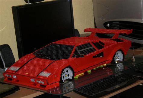 Lego Lamborghini Lego Lamborghini Countach Photo Gallery Autoblog