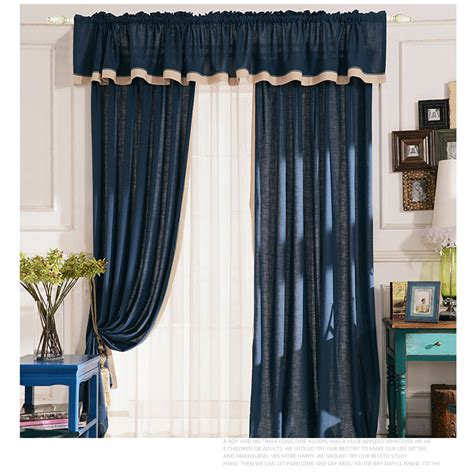 European Style Curtains European Style Curtains May Suit Your Room