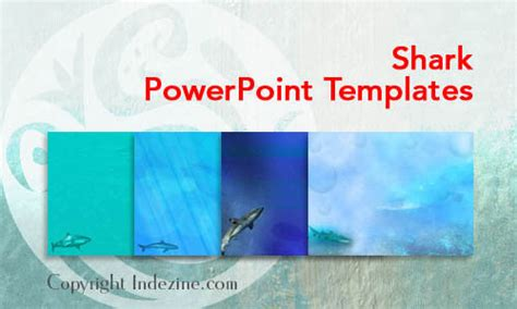 shark powerpoint templates