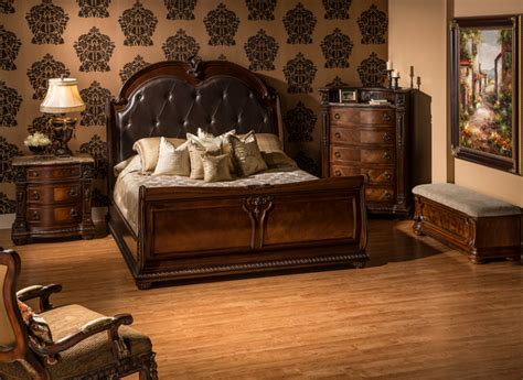 el dorado bedroom sets coventry tobacco bedroom set traditional bedroom