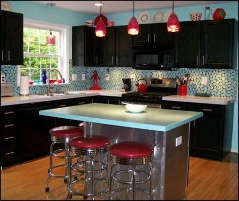 retro kitchen decor ideas best 20 50s style kitchens ideas on pinterest