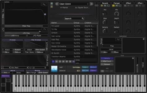 Bedroom Producers Reverb Get Stagecraft S Infinity Synthesizer For Free Reverb
