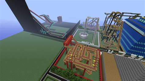 minecraft theme park xbox 360 my theme park livewire land in progress mcx360 show