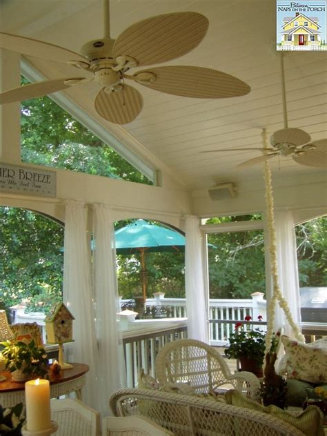 ceiling fan for screened porch ideas for building a screened porch