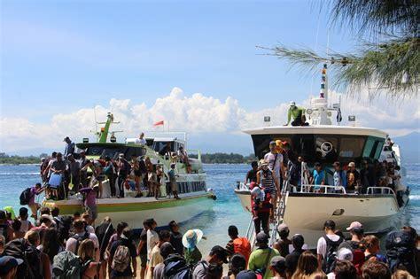 fast boat dari bali ke lombok fastboat ke gili promo 50 lebaran 2018 tiket murah