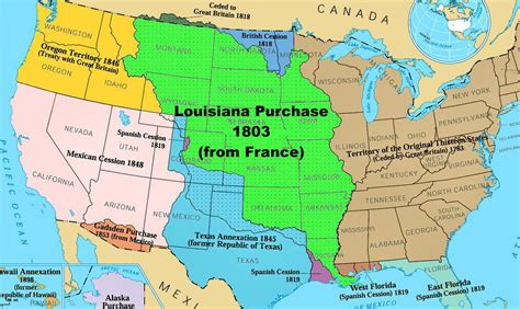 united states map louisiana purchase louisiana purchase jefferson on quotes quotesgram