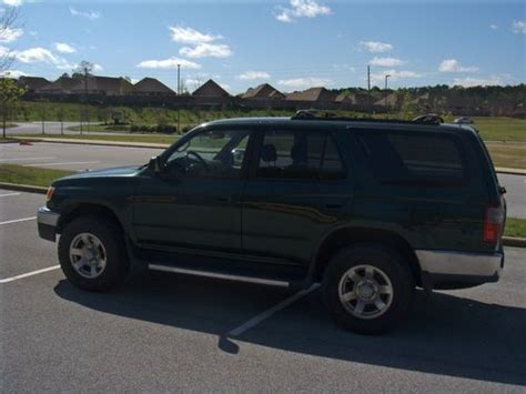 Toyota 4runner For Sale Birmingham Al Find Used 2000 Toyota 4runner Sr5 In Birmingham Alabama