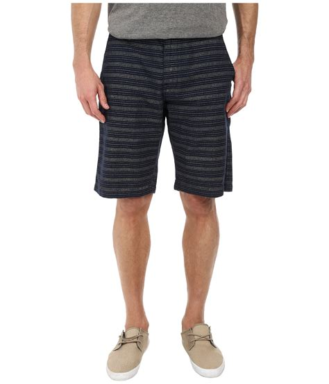 lucky south lucky brand south bay shorts in blue for navy lyst