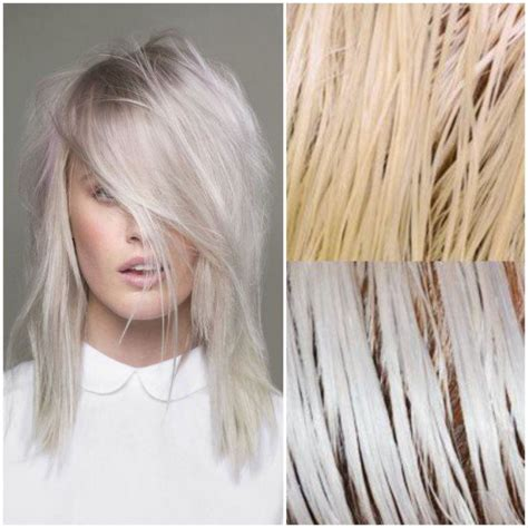 toner for bleached blonde hair how to remove brassy tones from bleached blonde hair