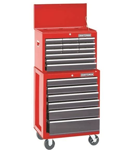 Woot Craftsman 26 Inch Rolling Tool Chest And Cabinet