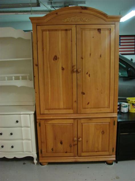 broyhill tv armoire broyhill tv cabinet before redo ideas pinterest