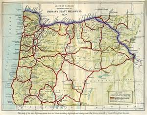map of oregon and washington state road map of oregon and washington state