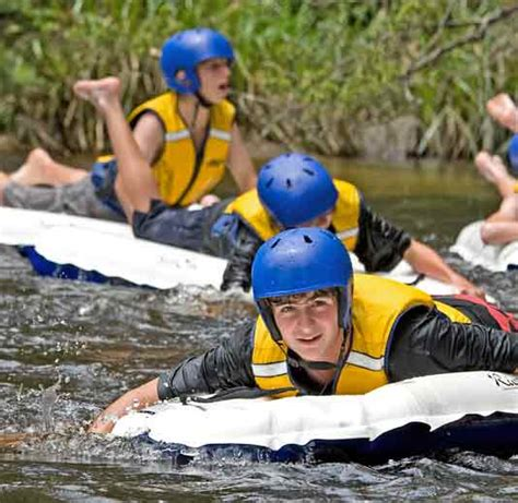 Edge Longwings Blue Adventure Outdoor rafting the river forest edge cyc