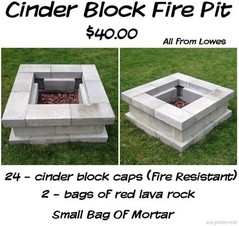 diy pit cheap and easy 57 inspiring diy outdoor pit ideas to make s mores with your family