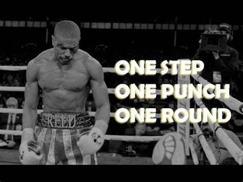 Time And Time Around one step one punch one at a time workout