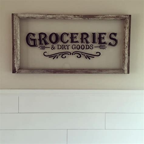 best 25 pantry sign ideas on