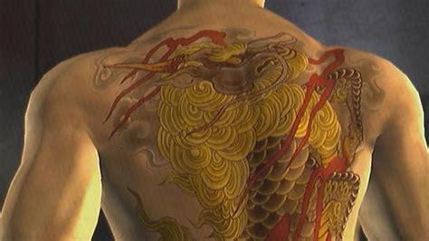 龍が如く 主要キャラクターの刺青まとめ 1 4 2 3 renote リノート