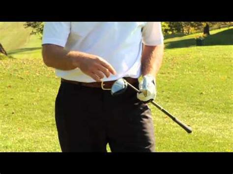 how to swing a hybrid golf club hybrid golf clubs set up swing youtube
