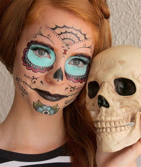 sugar skull temporary tattoo 45 best sugar skull simple images on