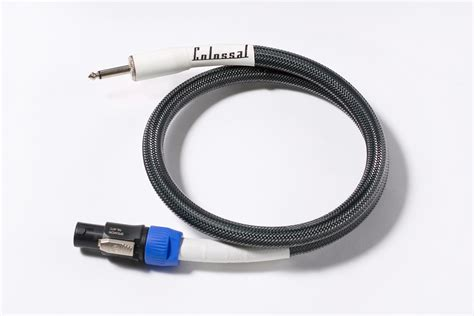 speaker cables best speaker wire and cable in canada colossus speaker cable colossal cable company