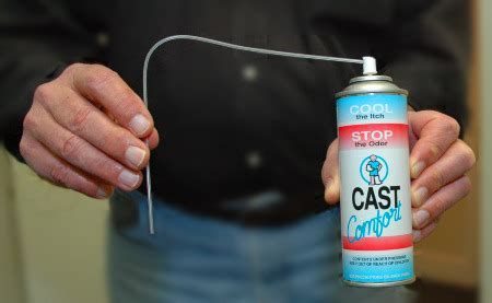 cast comfort cast comfort spray stop itching free shipping