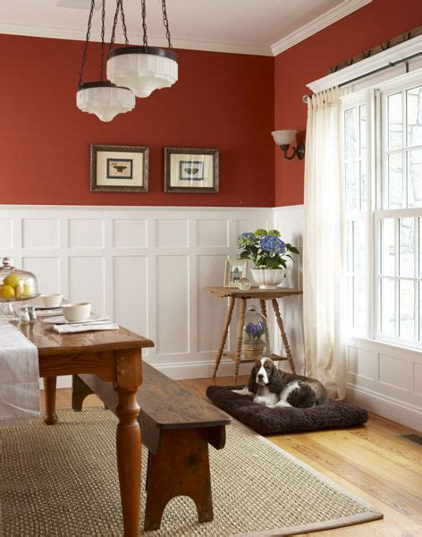 Wainscoting Height Dining Room by Georgian Wainscot This Is A Great Way To Accomplish Two