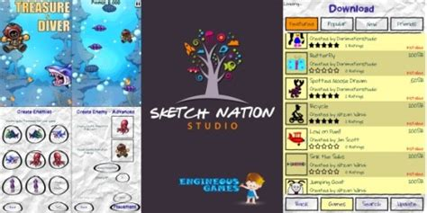 sketchbook nation play sketch nation studio publish title you created in