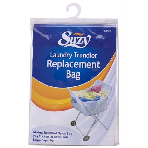 Suzy Replacement Bag For Laundry Trundler Bunnings Warehouse Laundry Replacement Bags