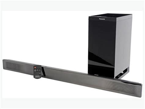 panasonic home theater audio system speaker bar mill bay