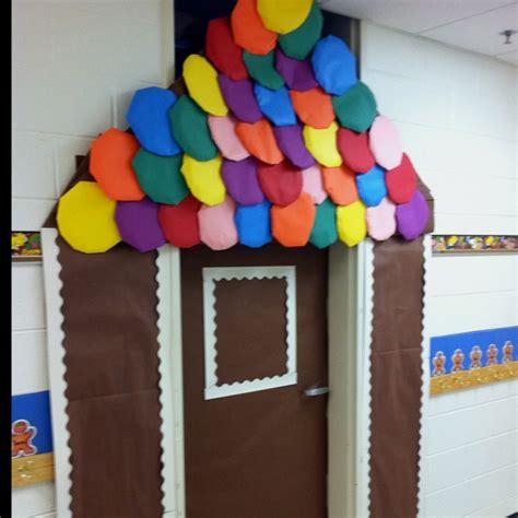 Gingerbread Door by Gingerbread Door For Kindergarten Teacherspayteachers