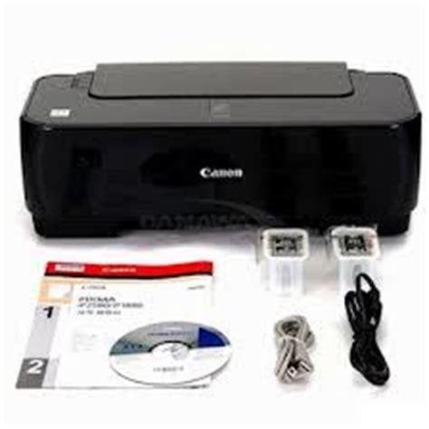 Printer Canon Pixma Ip2770 Tahun spesifikasi printer canon pixma ip2770 harga terbaru dan