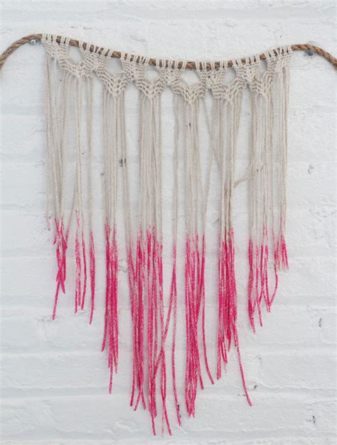Diy Macrame Wall Hanging - diy wall hangings