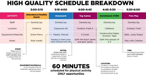 schedule of activities template activity schedule related keywords activity schedule