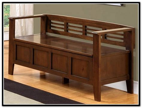rustic entryway bench with back rustic entryway bench with storage picture stabbedinback