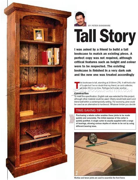 book of woodworking plans for tall cabinet in germany by tall bookcase plans woodarchivist