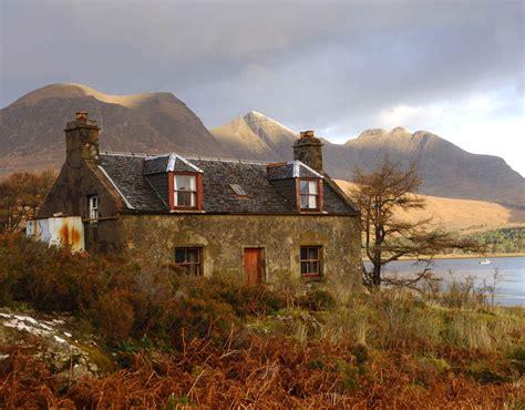 Cottages In Scotland Fishermans Cottage Torridon Scotland Four Seasons Of