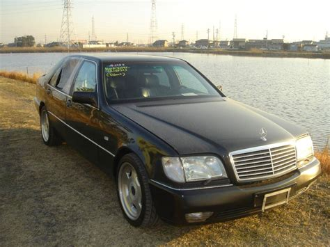 mercedes benz 500sel 500 sel 1992 used for sale
