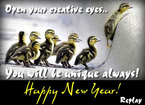 unique new year wish free happy new year ecards greeting