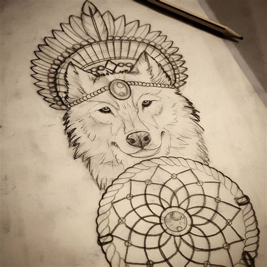 wolf dreamcatcher tattoo tumblr 20 best ideas about wolf dreamcatcher tattoo on pinterest
