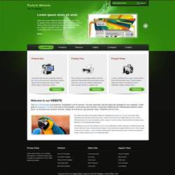 Website Templates 45 Free And High Quality Css Xhtml Business Website