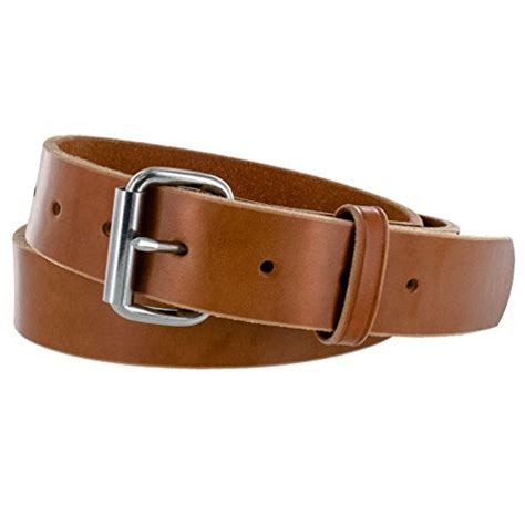 hanks belt concealed carry ccw grain leather gun belt