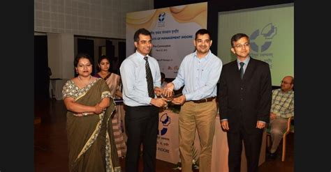 Scholarship For Executive Mba In India by Vimal Chaudhary Winner Of Shapoorji