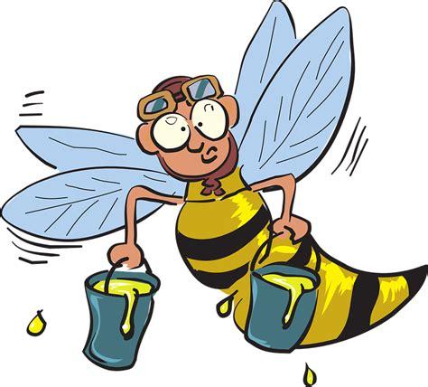 Sarang Madu koleksi gambar gambar animasi lebah lucu terbaru 2018