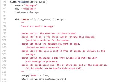 Sms How To Send Underlined Message Twilio Api Stack - dc python an introduction to sending sms texts with twilio
